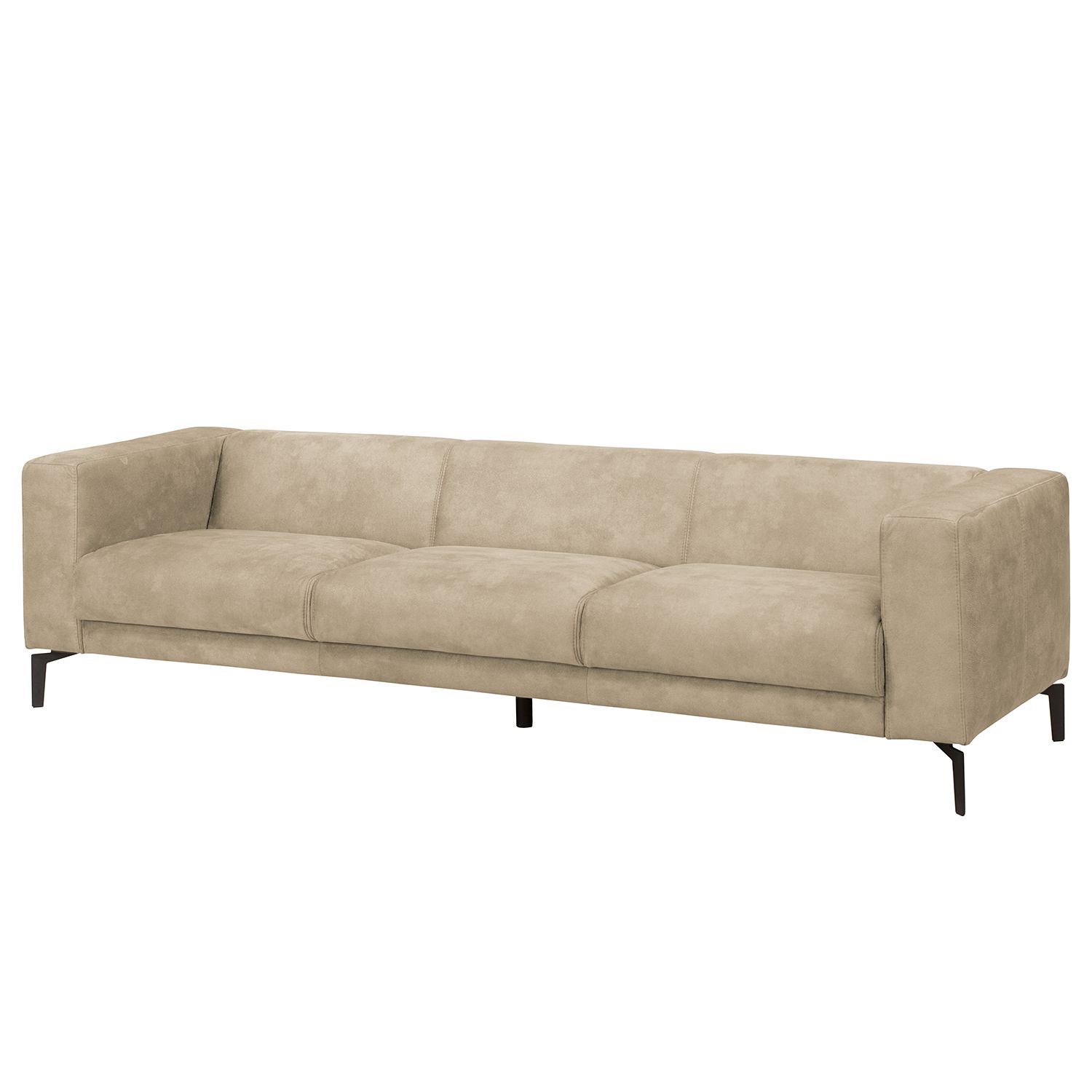 home24 Bigsofa LaBelle Antiklederlook