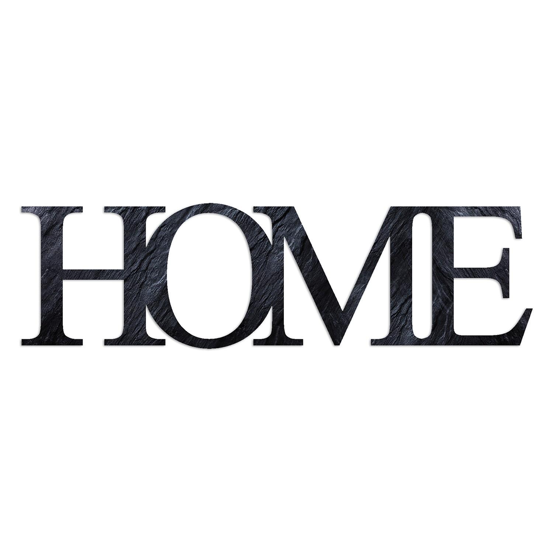 Wandobjekt Home