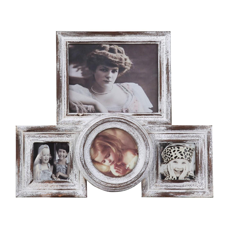 home24 Bilderrahmen Dorchester   Dekoration > Bilder und Rahmen > Rahmen   Weiss   Massivholz   Ridgevalley