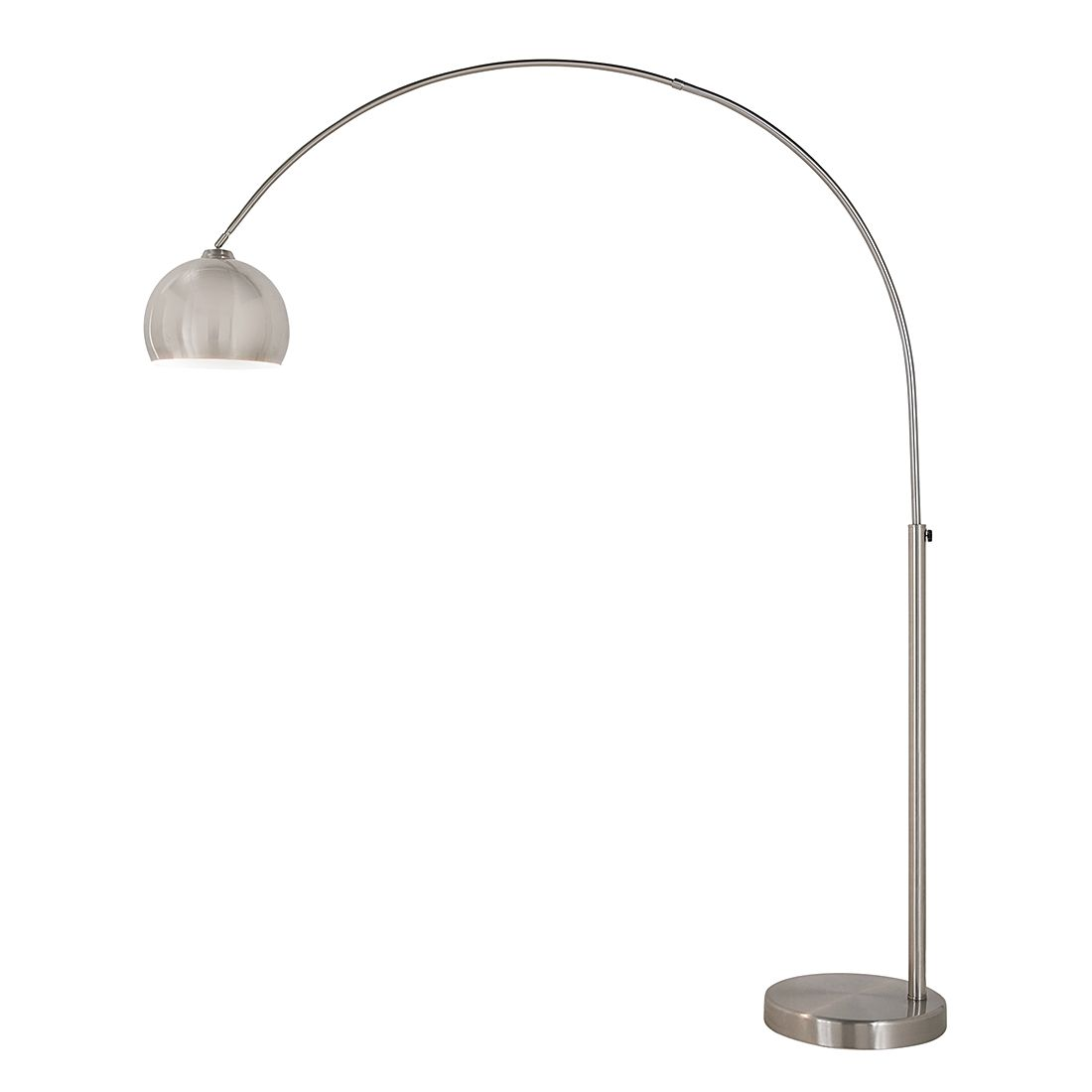 Lampadaire arc Lounge Satin Small