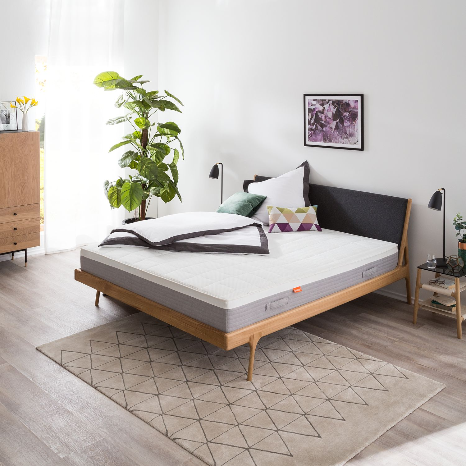 Matelas boxspring Smood Select