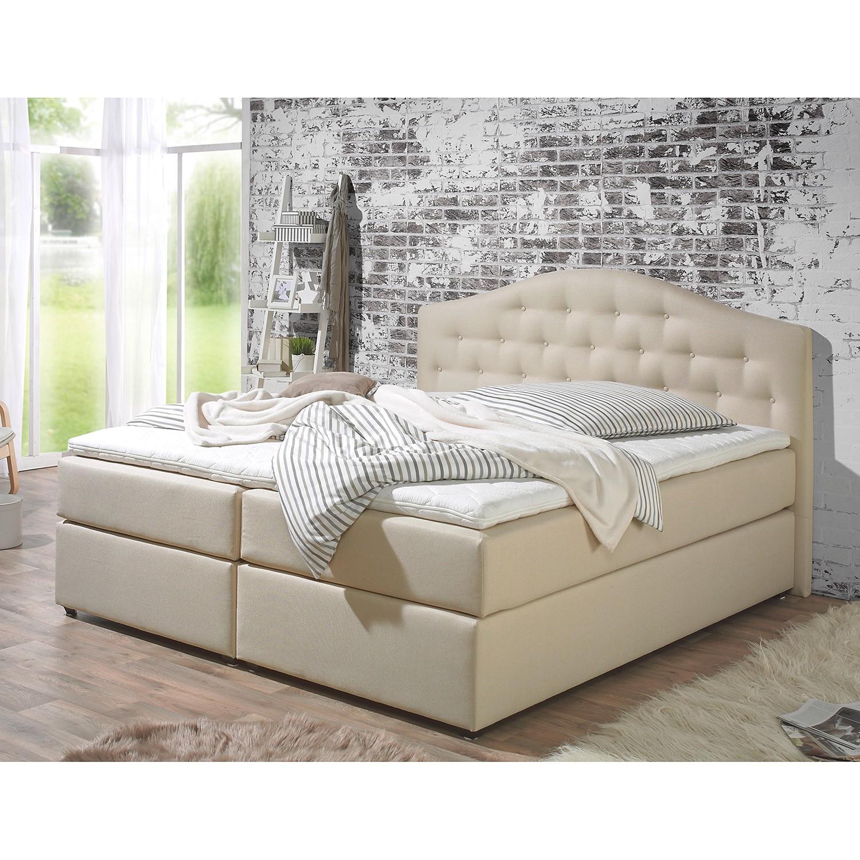 home24 Boxspringbett Ansmark | Schlafzimmer > Betten