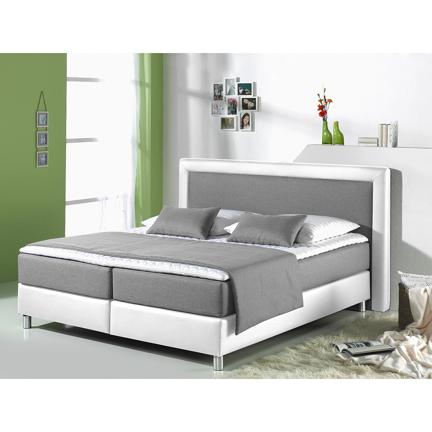 Lit boxspring Vimmerby