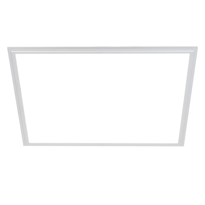 home24 LED-Deckenleuchte Flat V