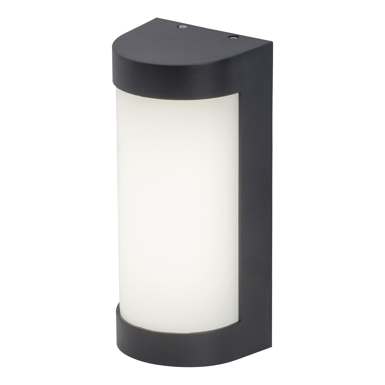 home24 LED-Aussenwandleuchte Harber