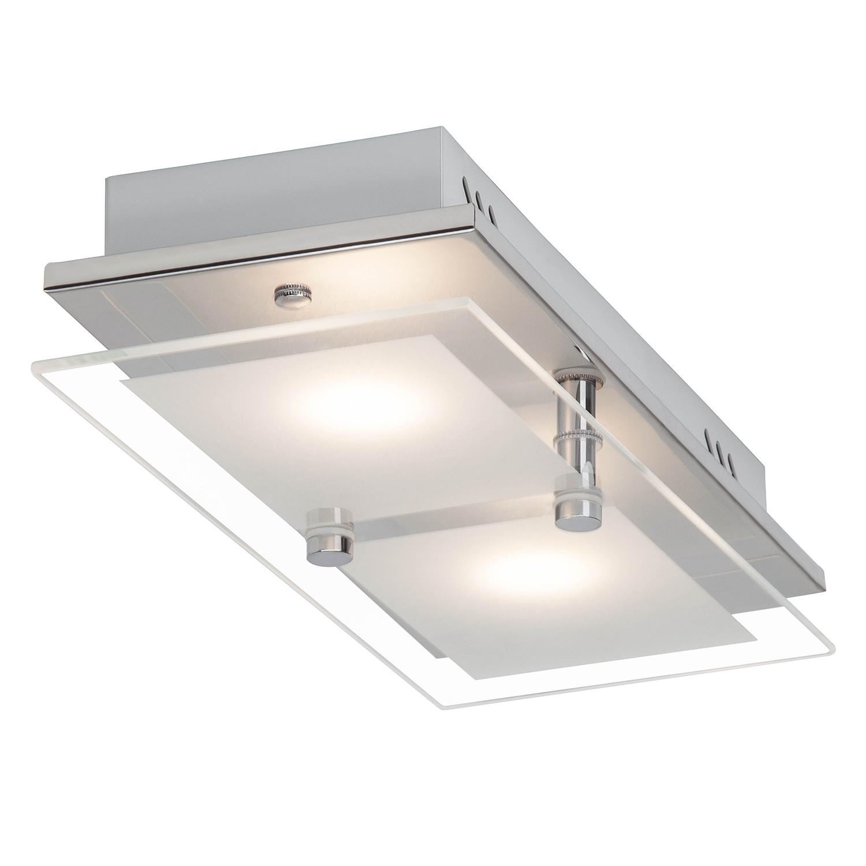 LED-Deckenleuchte World II