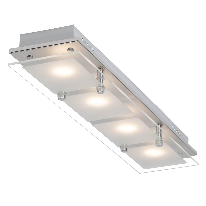 home24 LED-Deckenleuchte World II