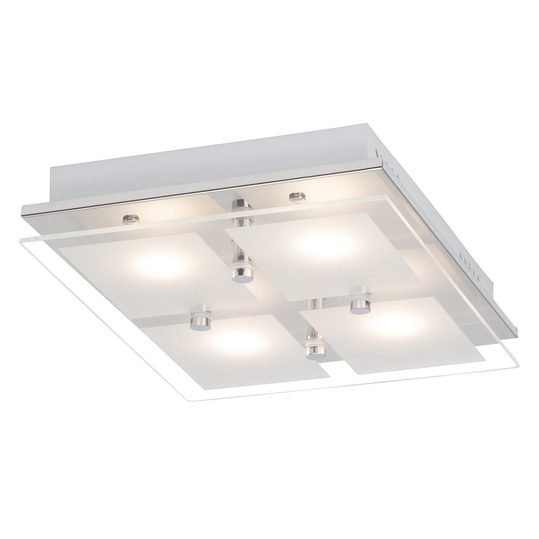 Brilliant LED-Deckenleuchte World I