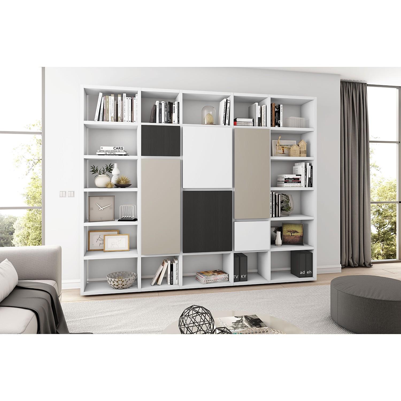 home24 Buecherregal Emporior IV | Wohnzimmer | loftscape