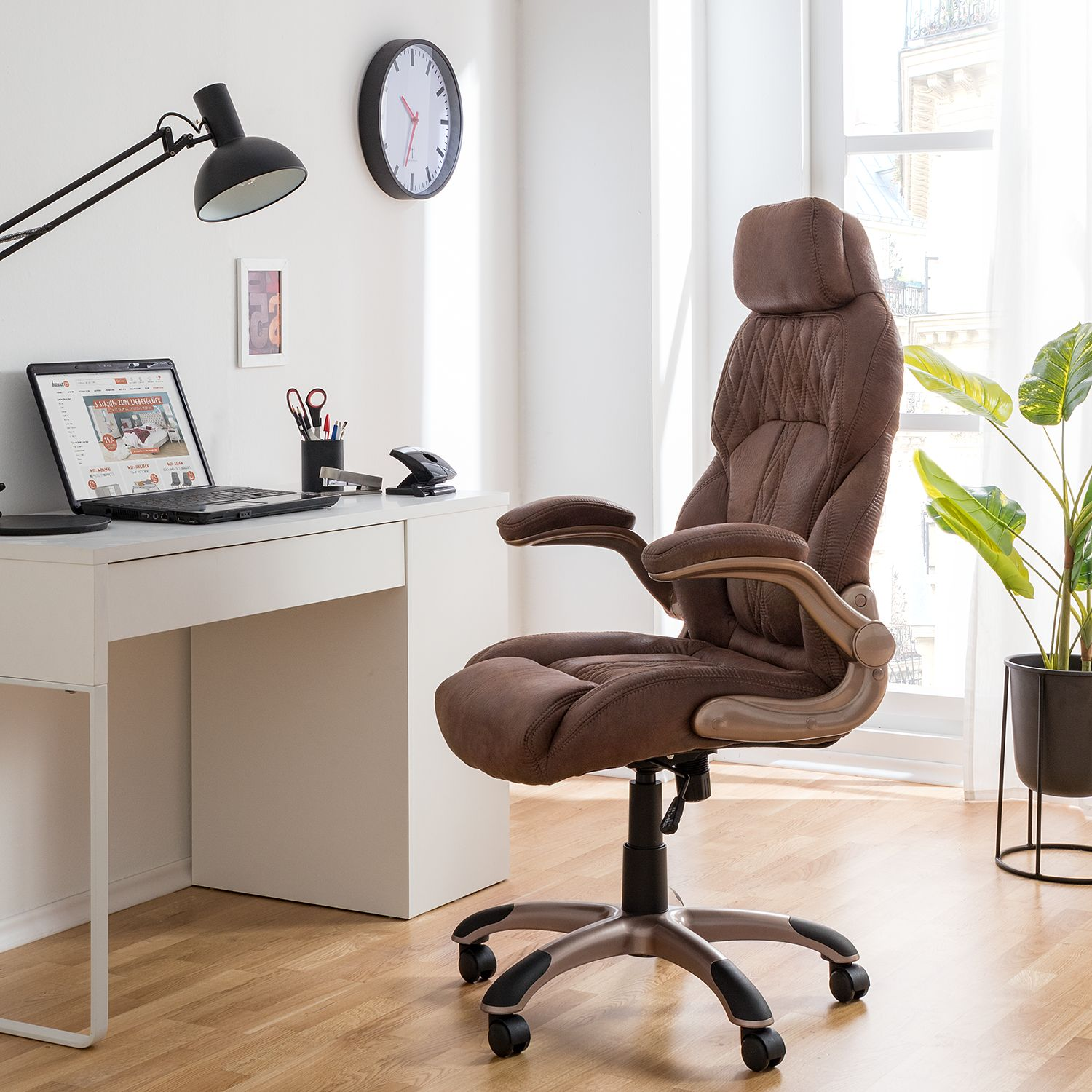 Chefsessel Baylor XXL, home24office