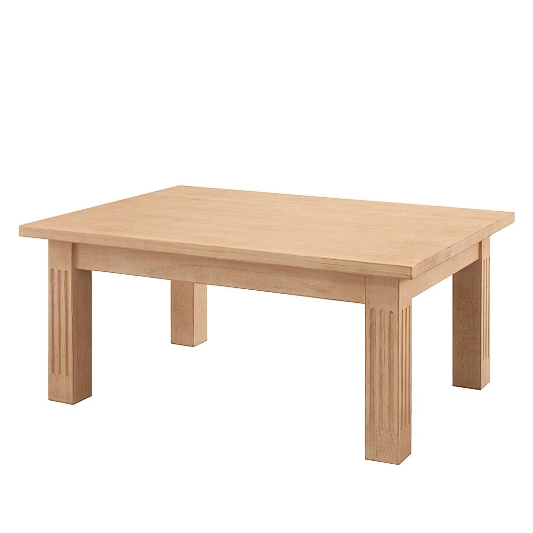 Tavolino da salotto Breddin I - Legno massello di pino, Ars Natura