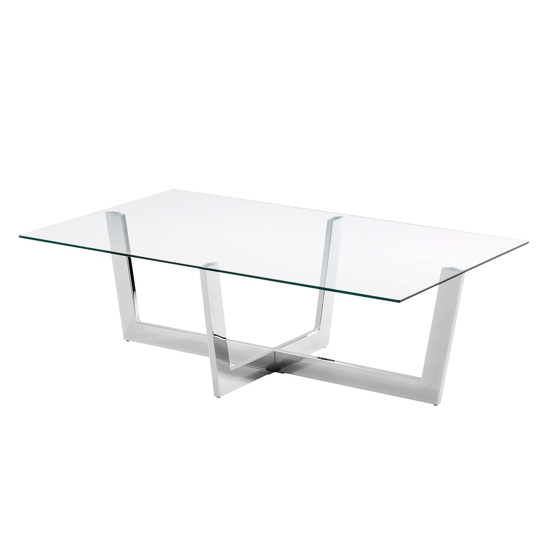 Tavolino da salotto Forres - Cromo, roomscape
