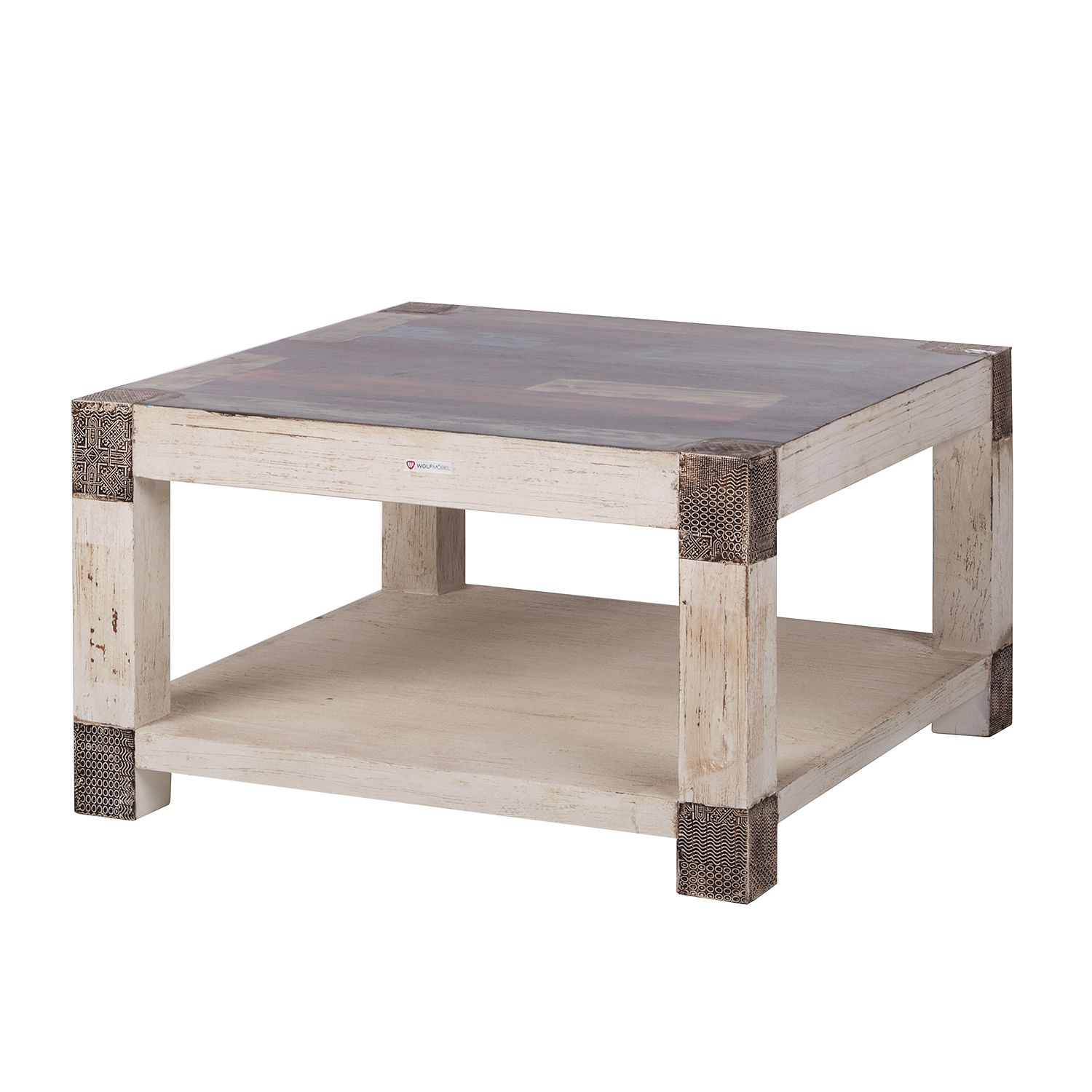 Table basse Goa White