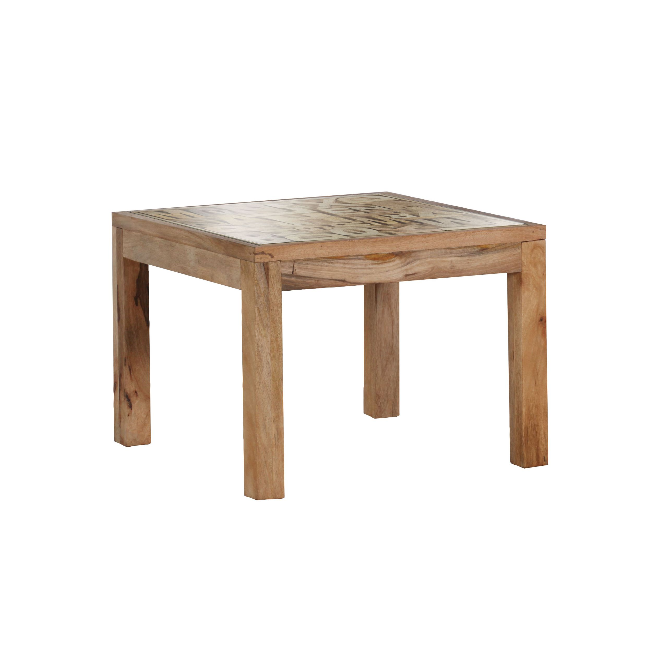 Table basse Letters I