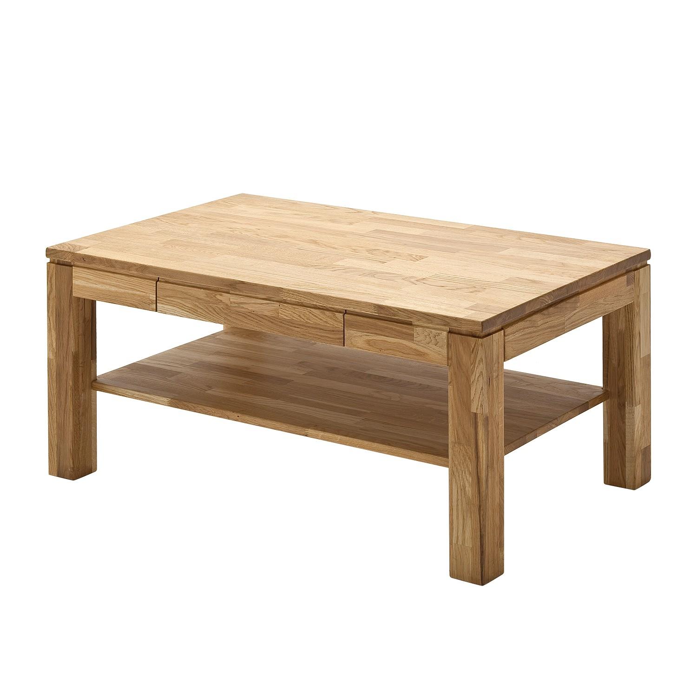 Table basse Maville - Chêne noueux, Ars Natura