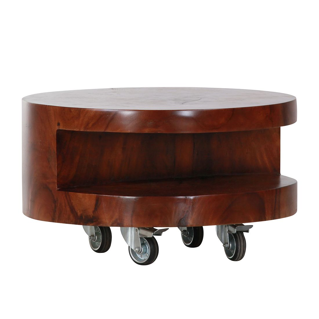 Table basse Tranent - Suar massif, Red Living