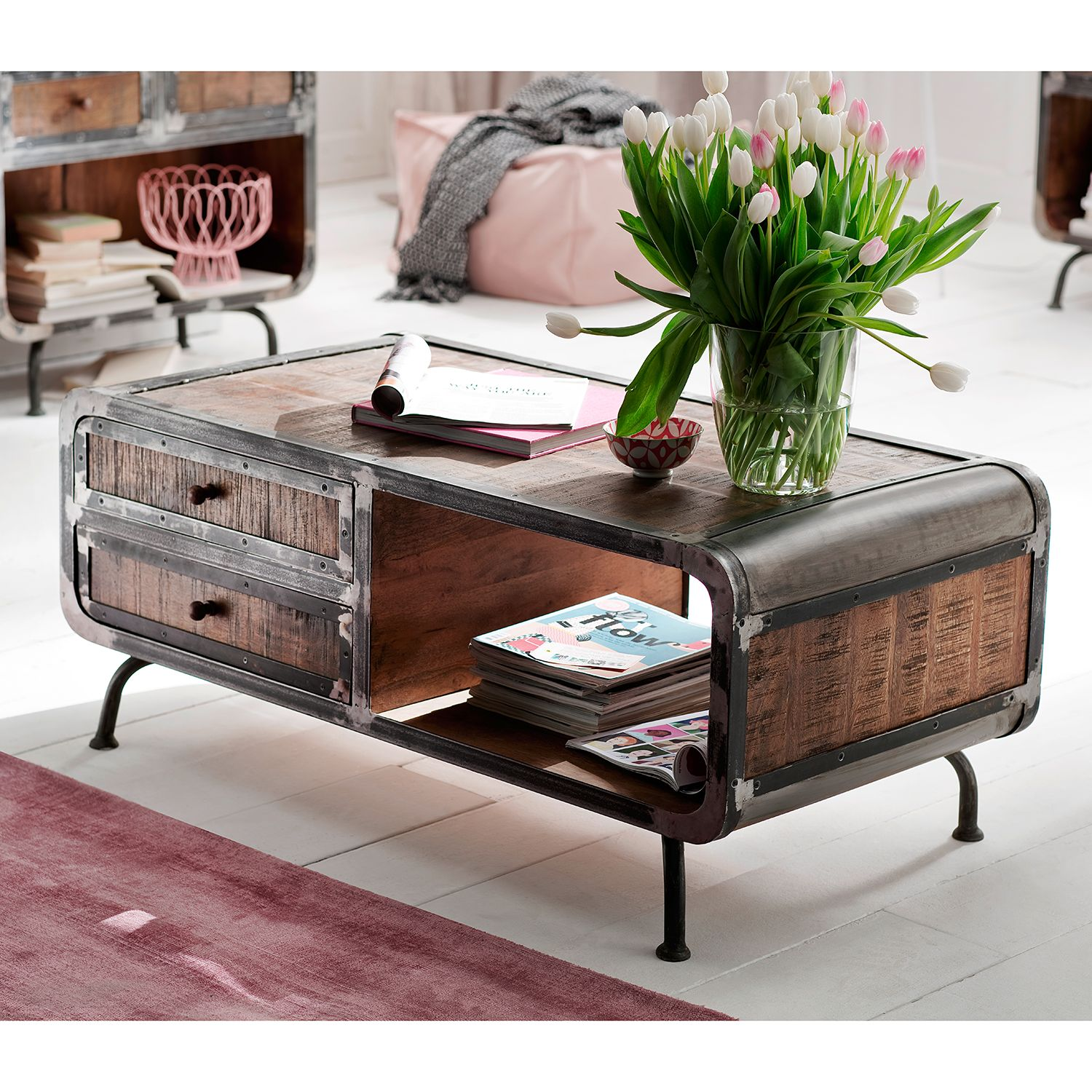 Table basse Wharton