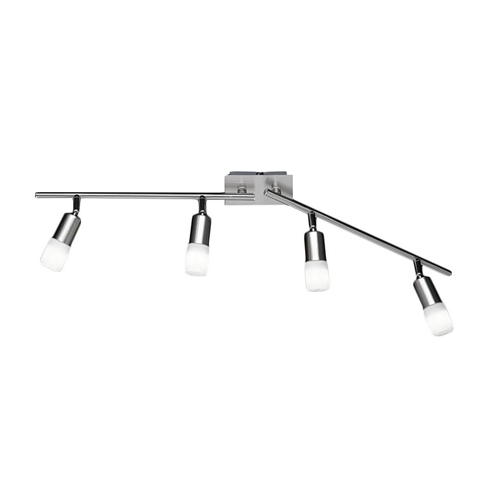energie A++, Plafondlamp Alvis 4 lichtbronnen, Action