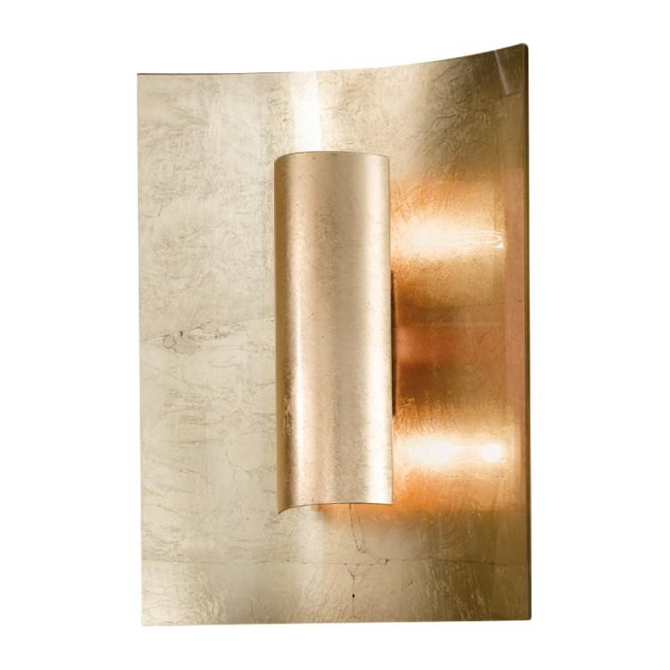 Wandleuchte Aura Gold 30 cm