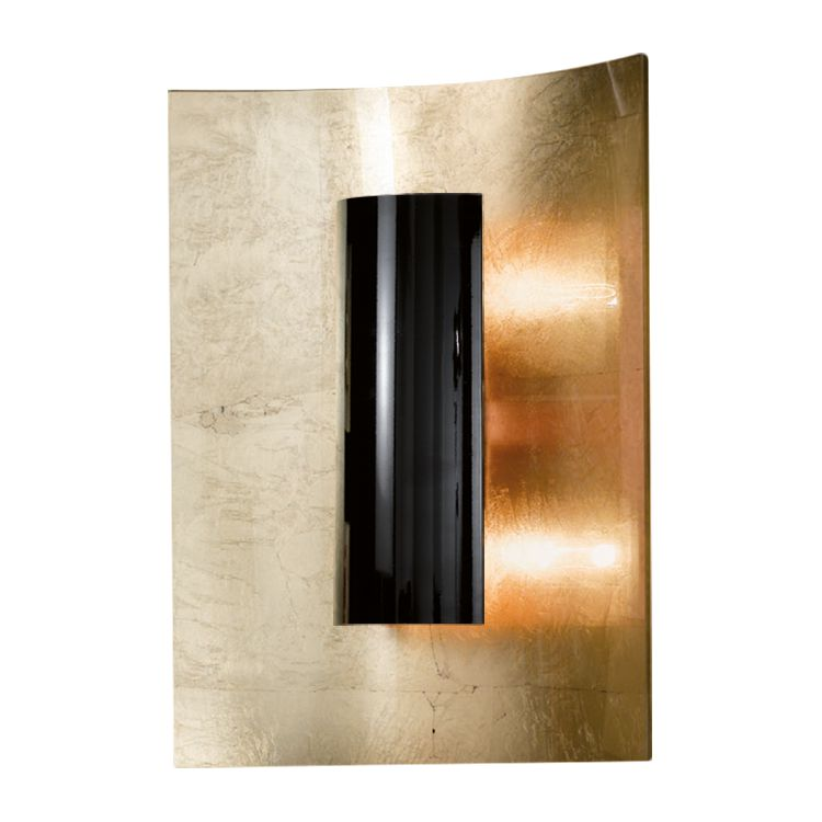 Lampada da soffitto Aura Gold 30 cm, Hans Koegl
