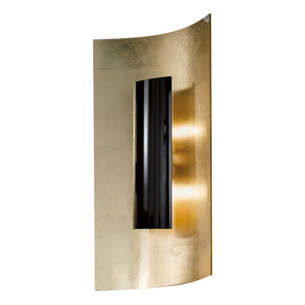 Image of Lampada da soffitto Aura Gold 45 cm, Hans Koegl