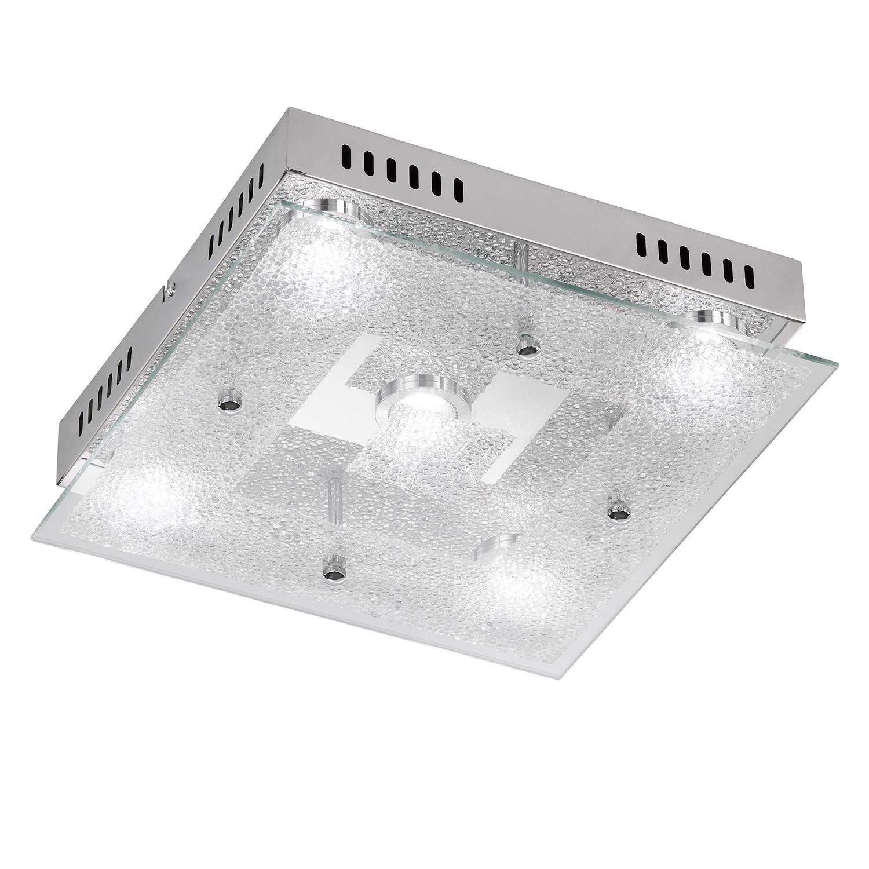home24 LED-Deckenleuchte Brooks