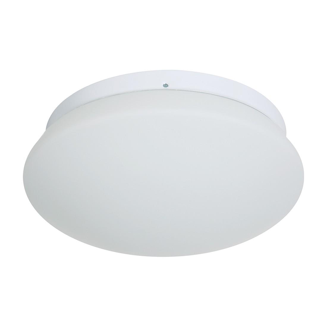 EEK A++, Deckenleuchte 1-flammig - Weiß Ø 21cm, Steinhauer