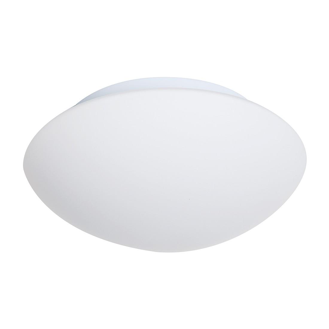 EEK A++, Deckenleuchte 1-flammig - Weiß Ø 18 cm, Steinhauer