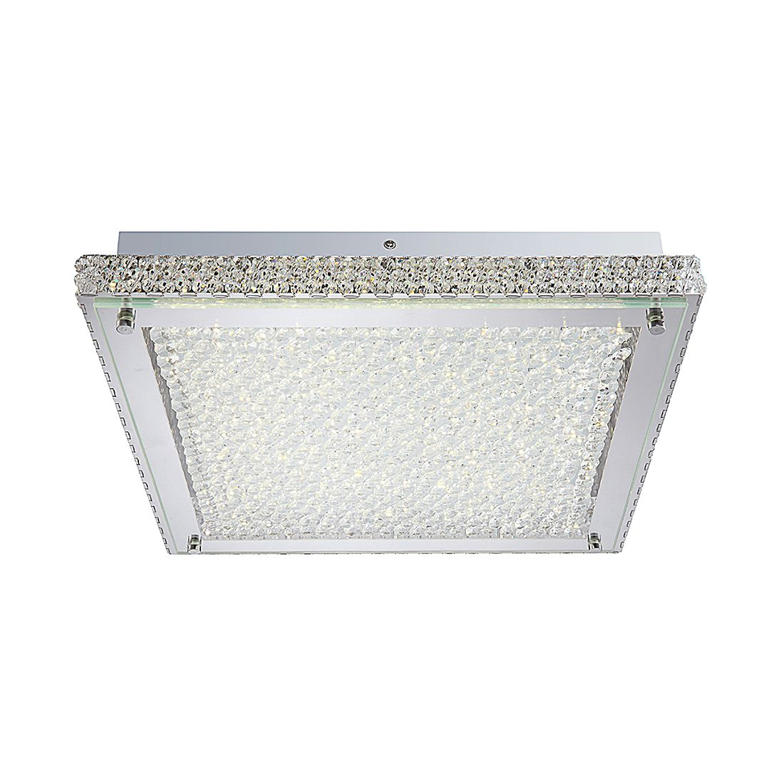 Lampada da soffitto Krystal III, Globo Lighting