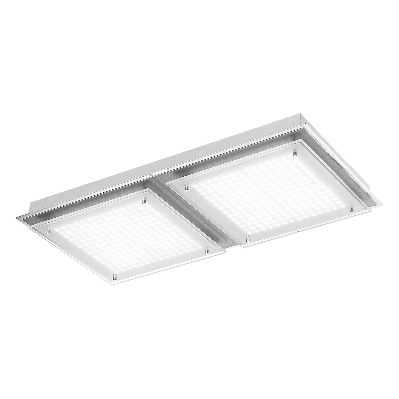 home24 LED-Deckenleuchte Feld