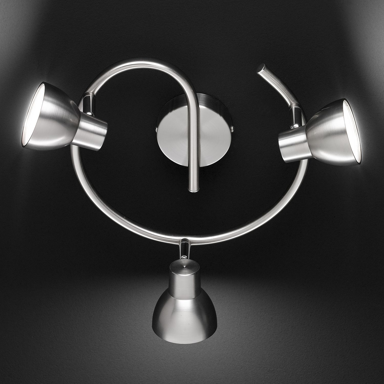 home24 LED-Deckenleuchte Lester