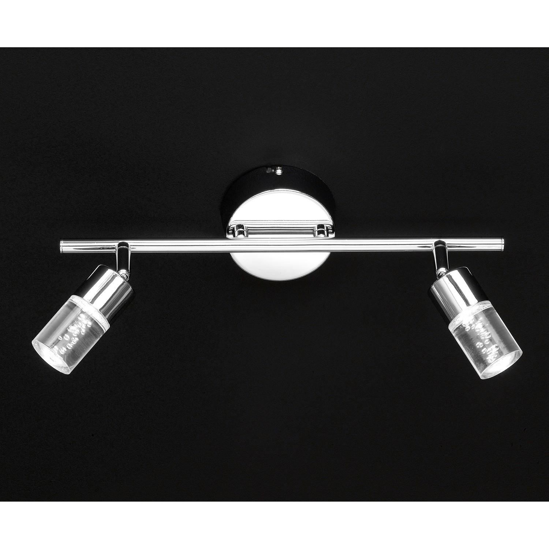 home24 LED-Deckenleuchte Lugo