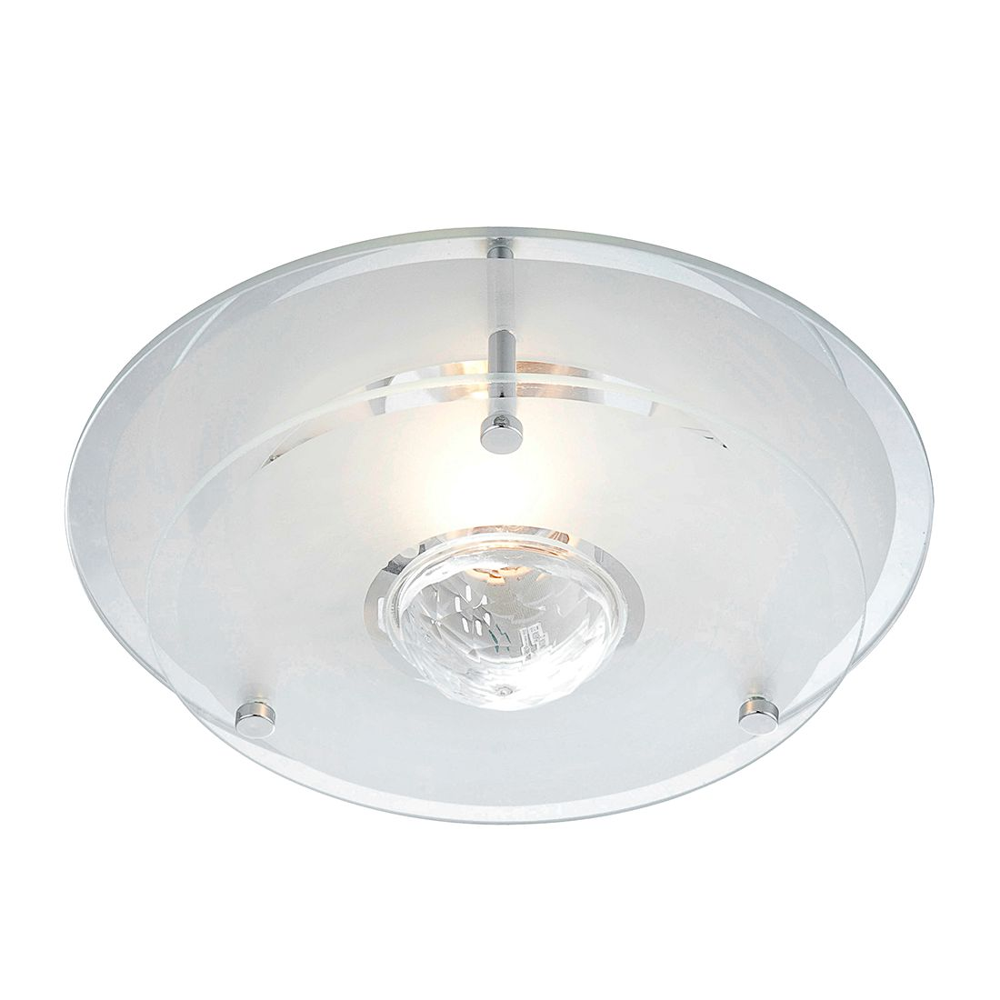 Lampada da soffitto Malaga, Globo Lighting