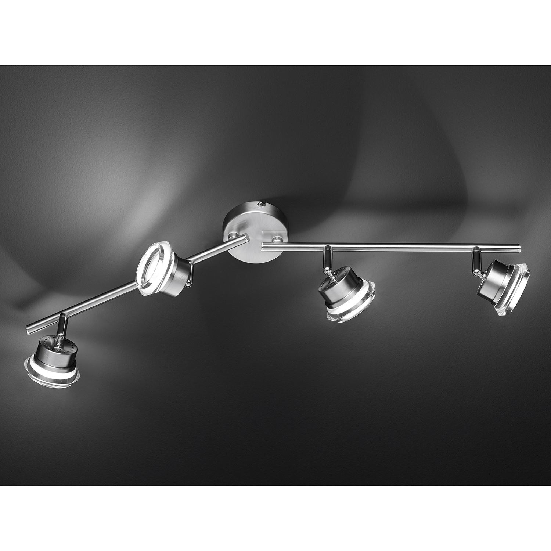 home24 LED-Deckenleuchte Morgan