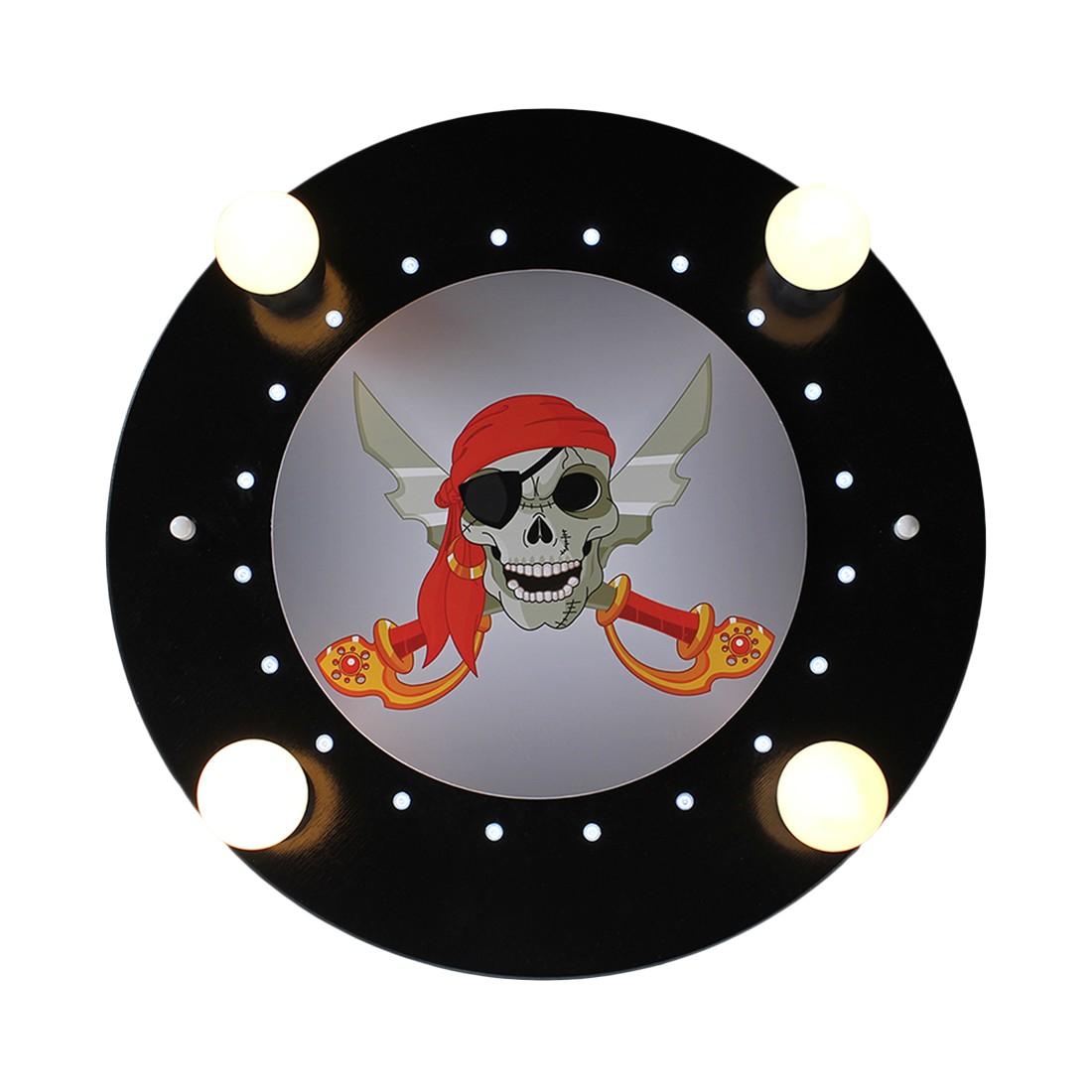 Lampada da soffitto Teschio dei pirati, Elobra