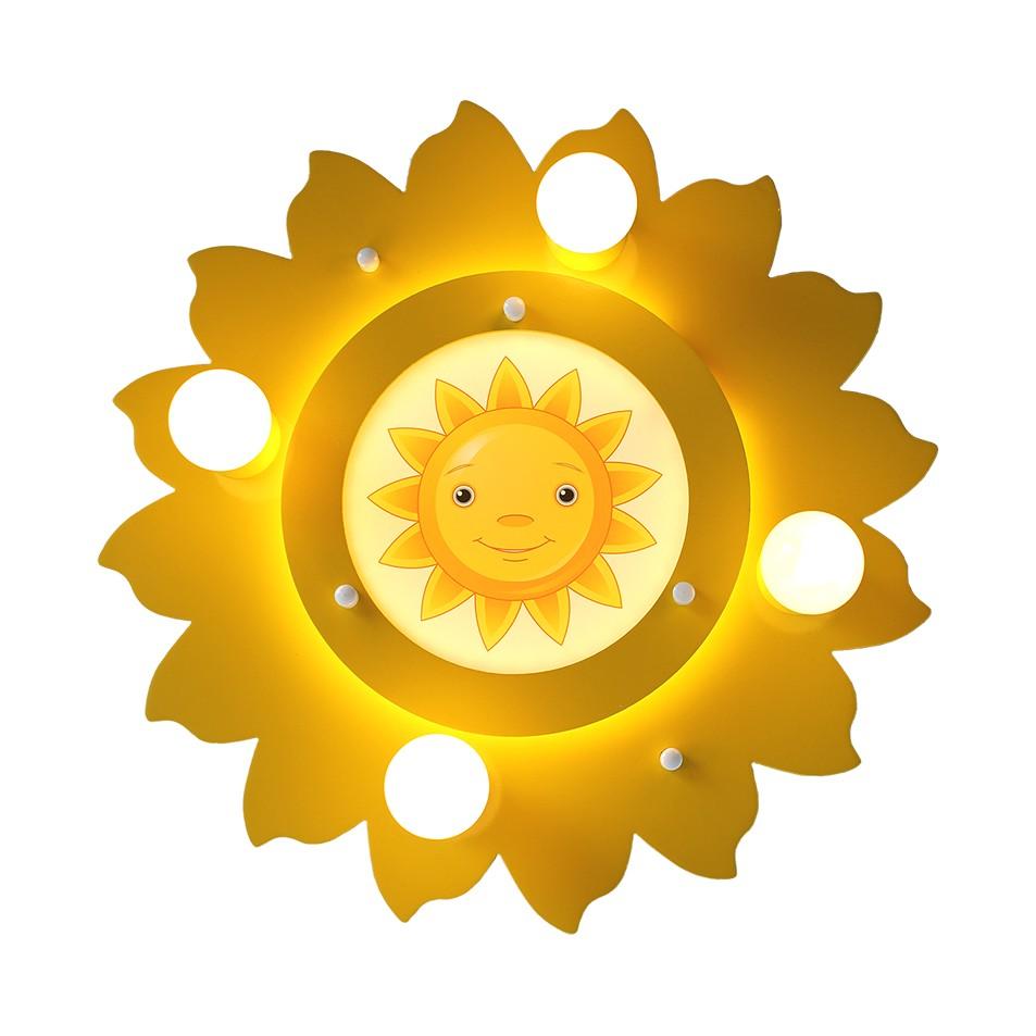 Deckenleuchte Sonne 4/54