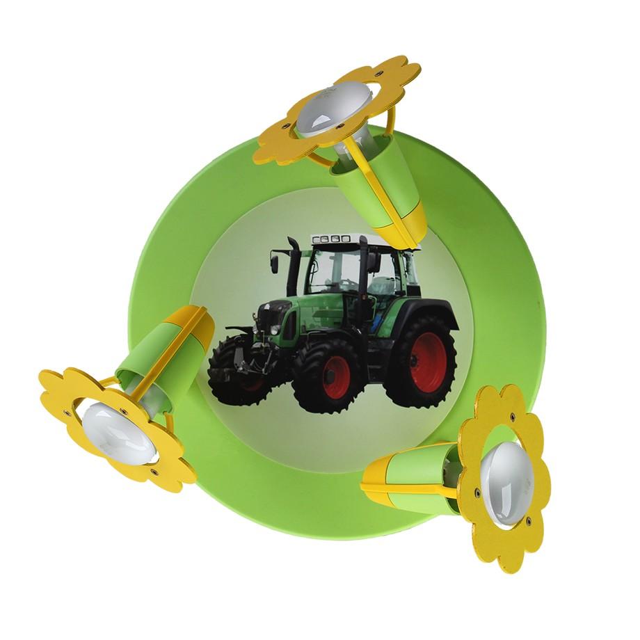 Lampada da soffitto Traktor, Elobra