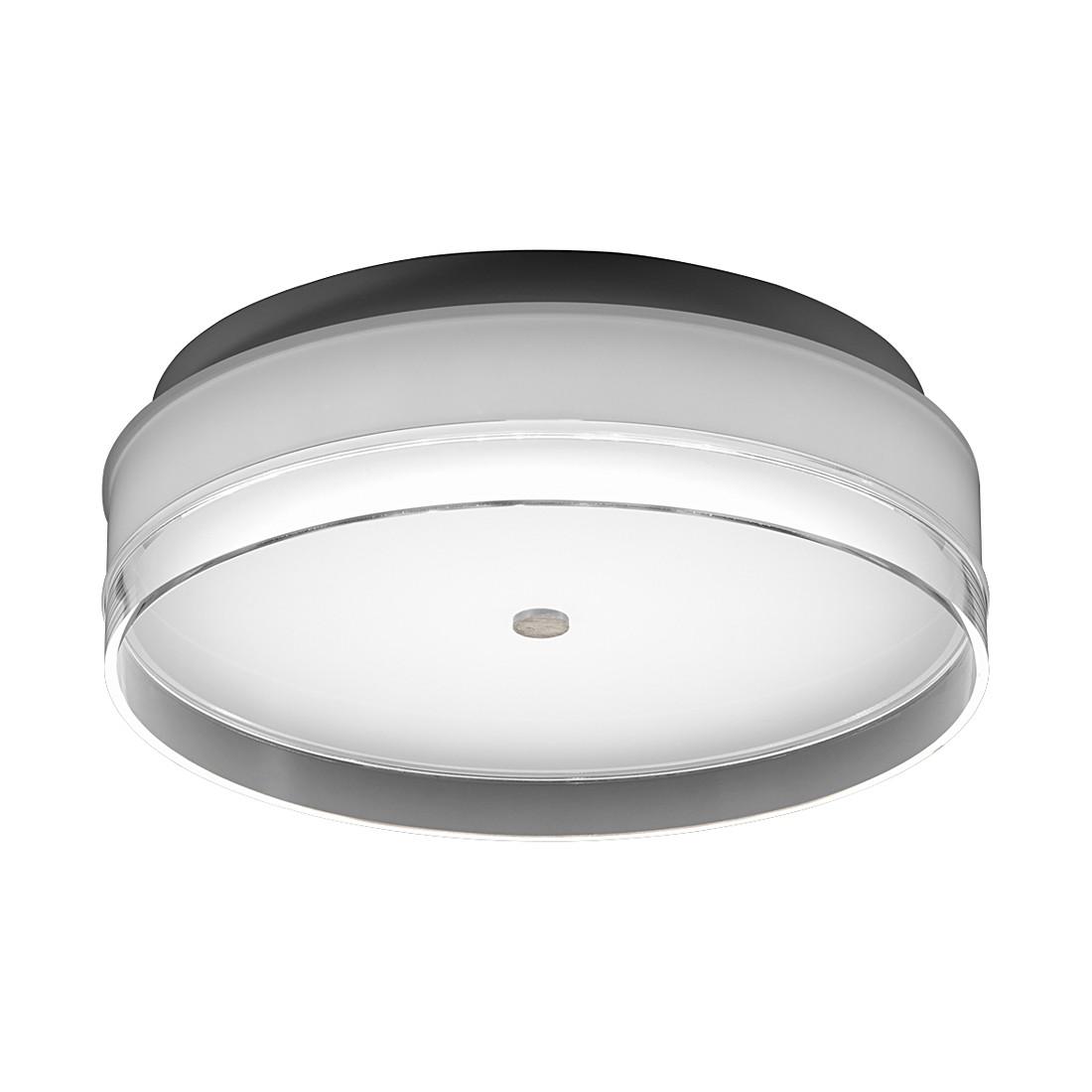 home24 LED-Deckenleuchte Yuma II Metall