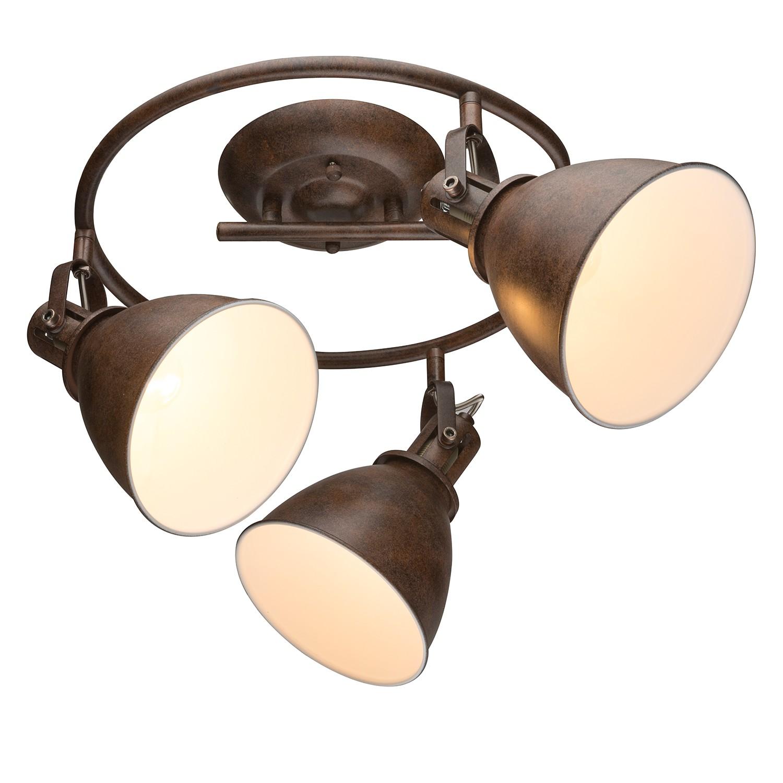 Plafondlamp Strahler II, Globo Lighting