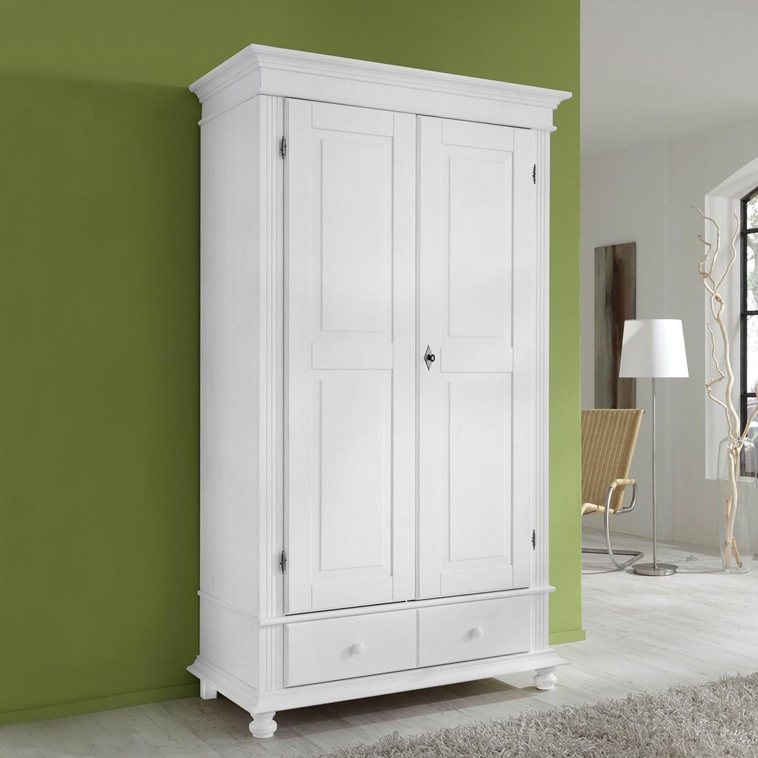 Landhaus Classic Garderobenschrank – für ein ländliches Zuhause | home24