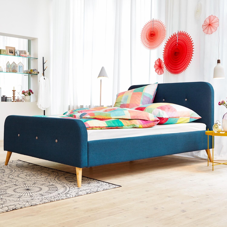 Gestoffeerd Bed Klink