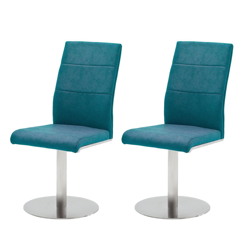 home24 Drehstuhl Palmyra (2er-Set) | Büro > Bürostühle und Sessel  > Bürostühle | roomscape