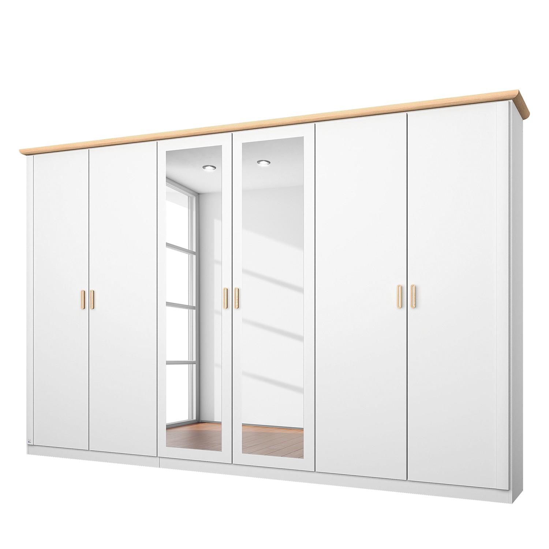 home24 Drehtuerenschrank Annett II | Schlafzimmer > Kleiderschränke > Drehtürenschränke | Rauch Pack´s