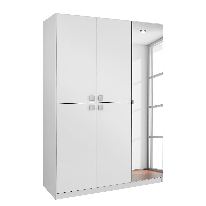 goedkoop Draaideurkast Caria Alpinewit 136cm 5 deurs Rauch Packs