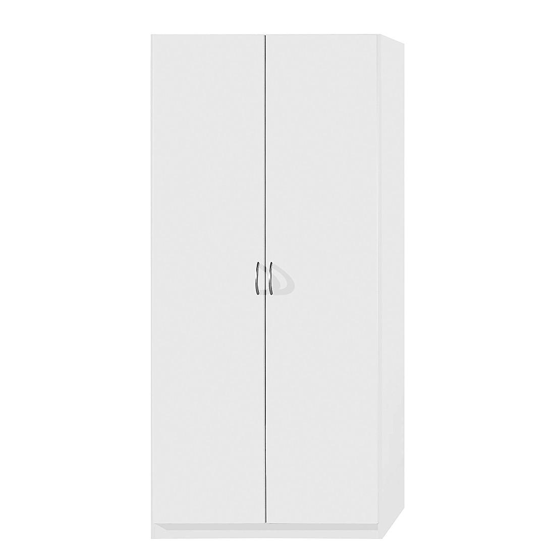 goedkoop Draaideurkast Case I alpinewit kastbreedte 91cm 2 deurs standaard Rauch Packs