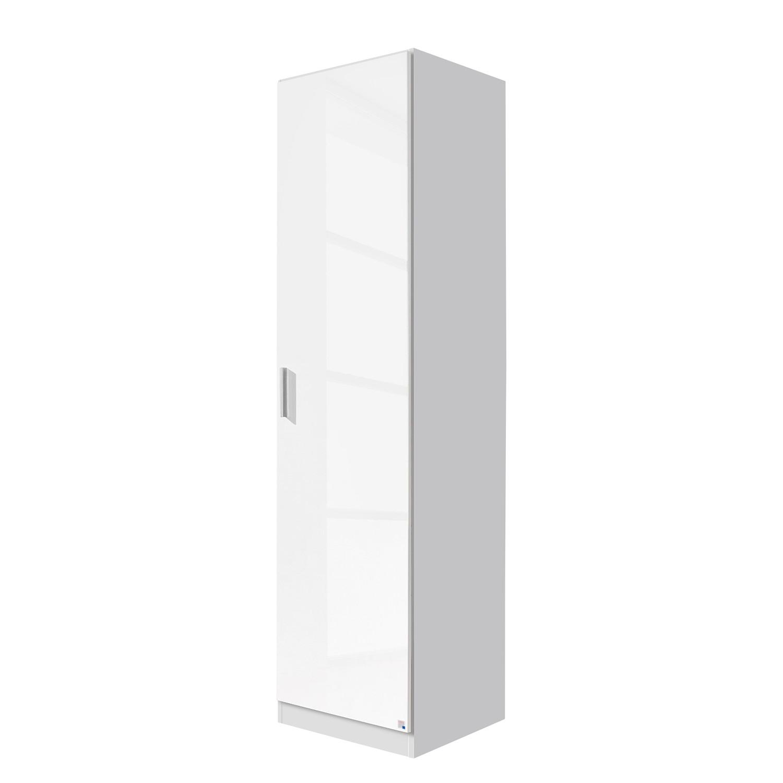 goedkoop Draaideurkast Celle Alpinewit hoogglans wit 47cm 1 deurs Rauch Packs