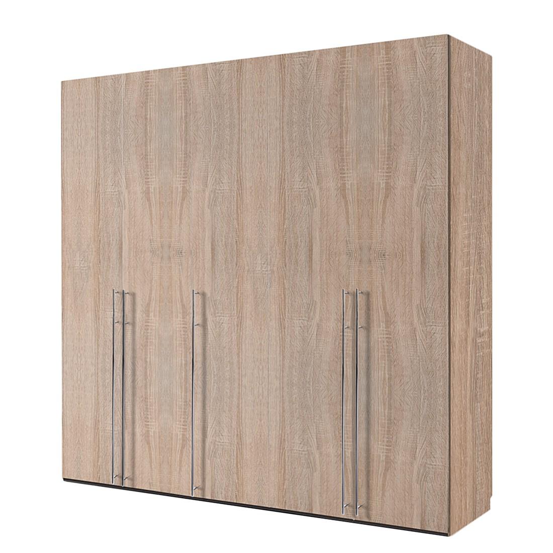 goedkoop Draaideurkast Brooklyn IV eikenhouten look 250cm 5 deurs 216cm Express Mobel