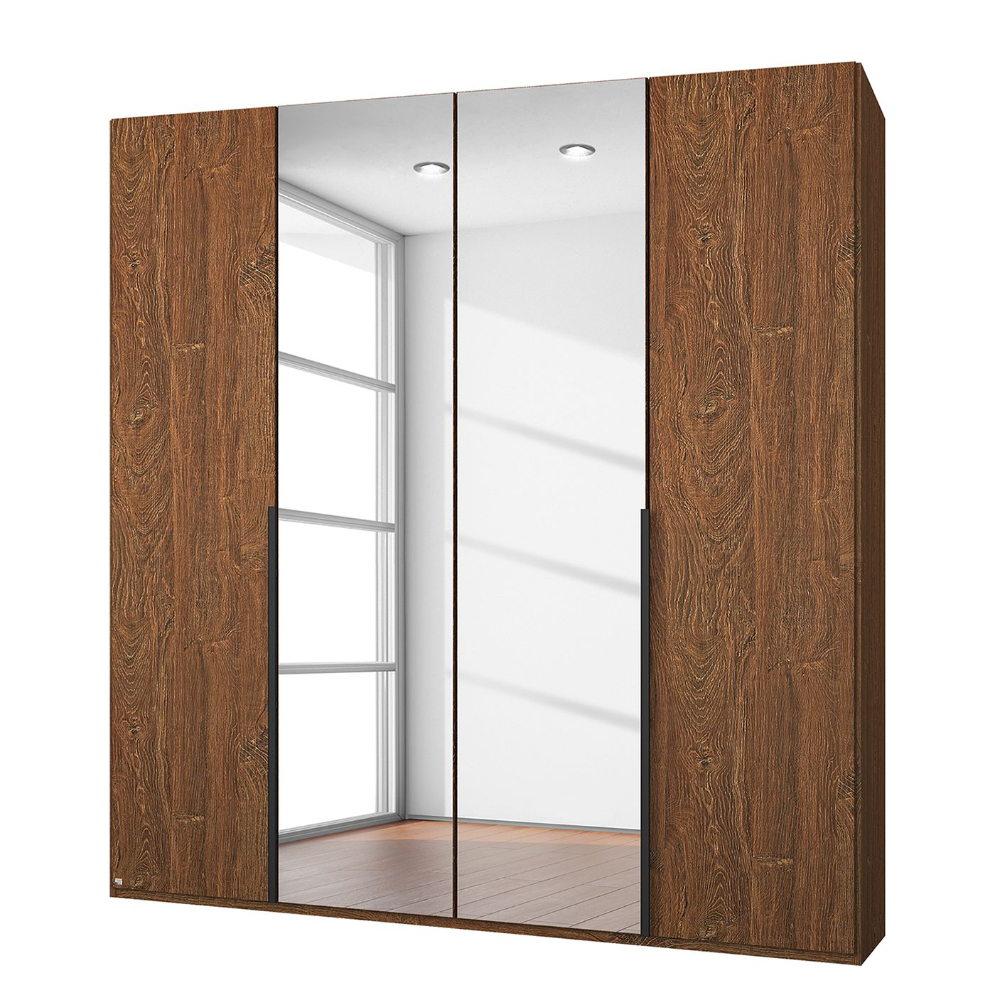 goedkoop Draaideurkast Skop 181cm 4 deurs 236cm Classic Skop