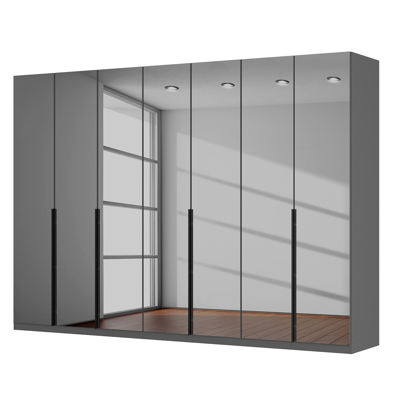 goedkoop Draaideurkast Skøp donker spiegelglas 315cm 7 deurs 222cm Classic Skop