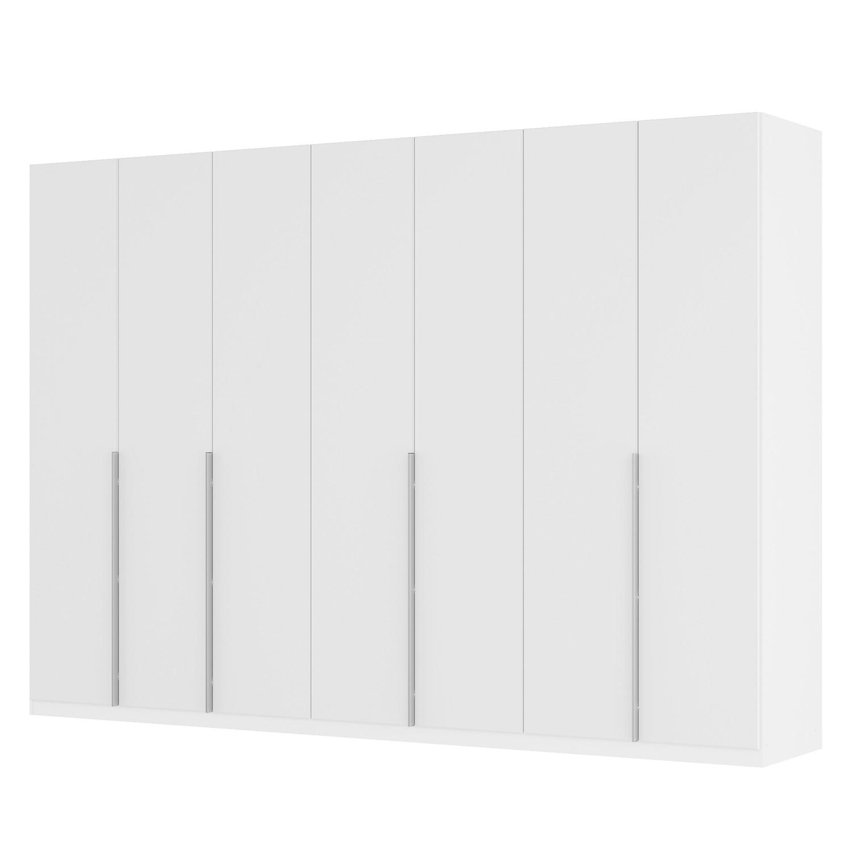goedkoop Draaideurkast Skøp II wit matglas 315cm 7 deurs 222cm Classic Skop